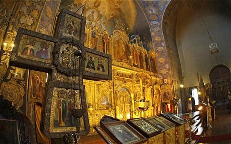 Името на Прва Јустинијана Охридска уште на почетокот на 10  век длабоко навлегло во руските маси