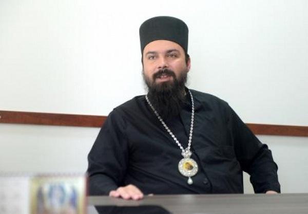 Отец Јосиф  Верата и религијата не се фолклорно наследство