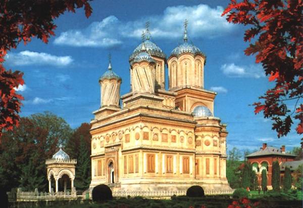 Манастирите во Куртеа од Арџес   поддржувачи на Македонската православна црква