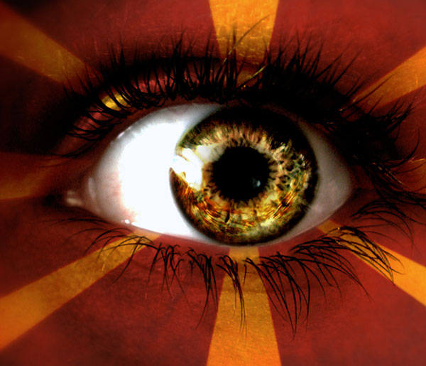 eye of macedonia