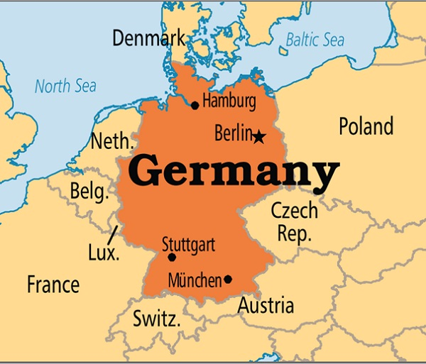 Чествување на свети Методиј во Германија  столбот на Европската Унија  1