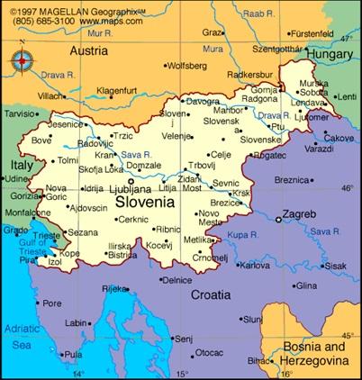 Во Словенија   земјата под Алпите  4