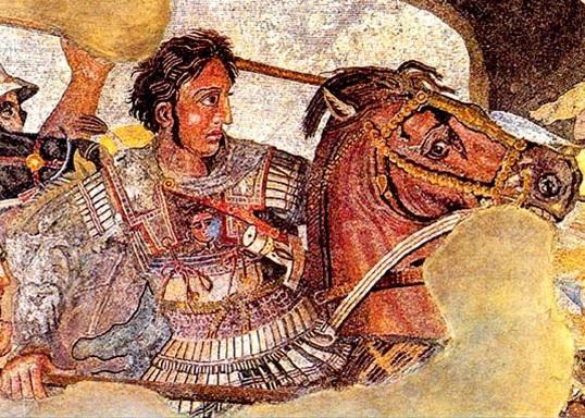 Александар Трети Македонски во Египет  11