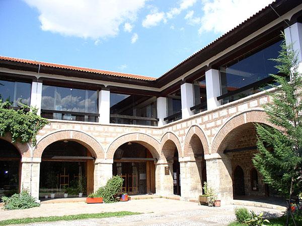 Музеј на Старата скопска чаршија