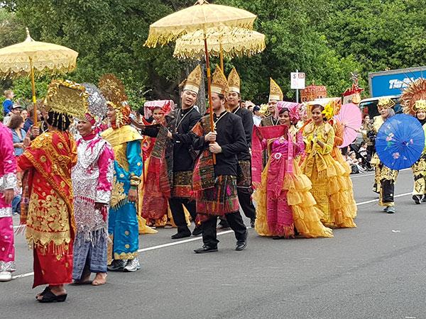 Во Мелбурн се одбележа Мумба фестивалот