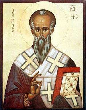 Св.Климент Охридски - најголемиот македонски етичар